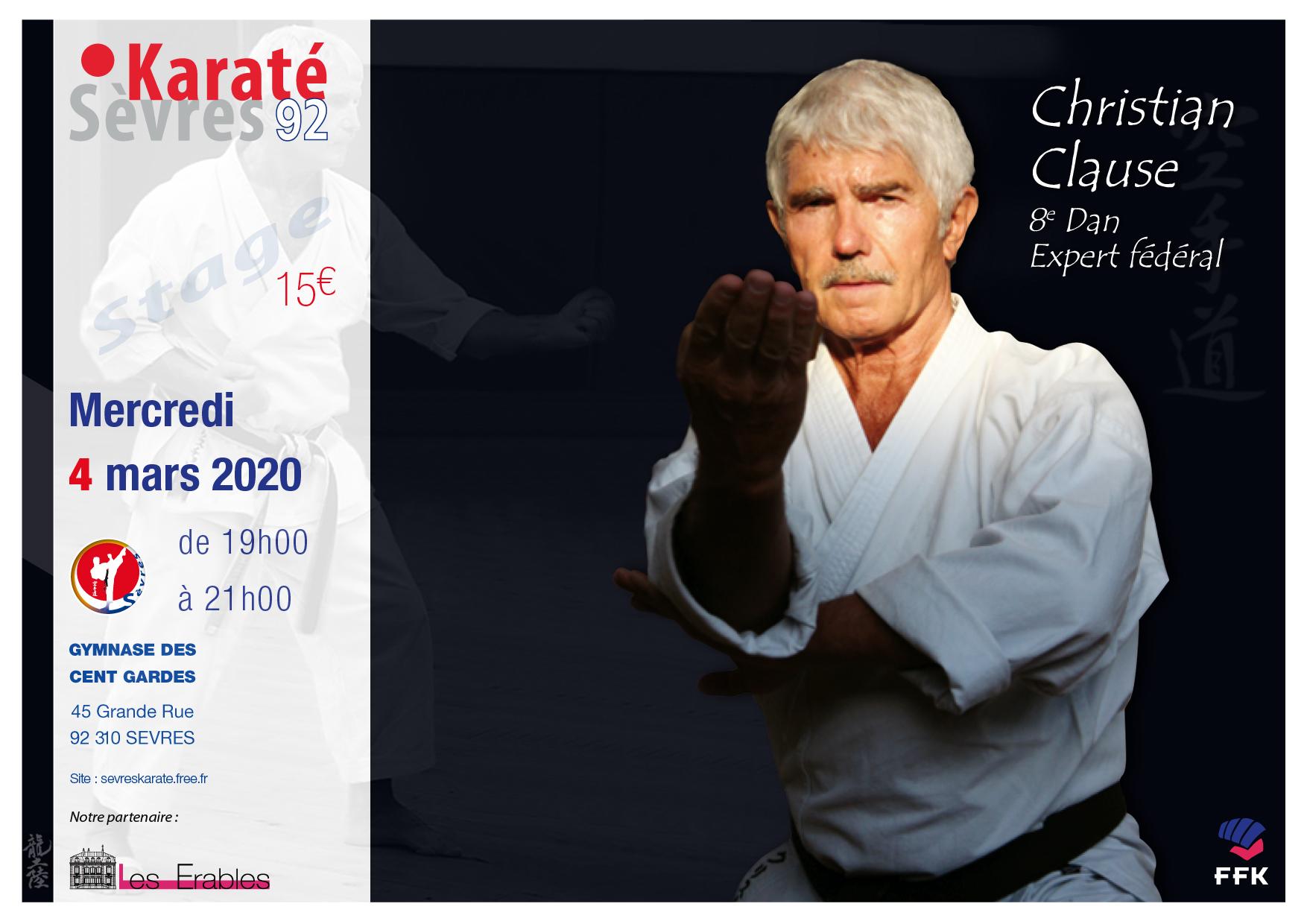 satge Christian Clause 2020